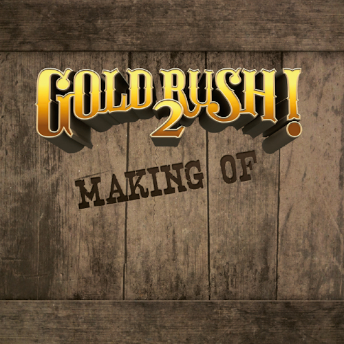 Gold Rush! 2 Making Of cover