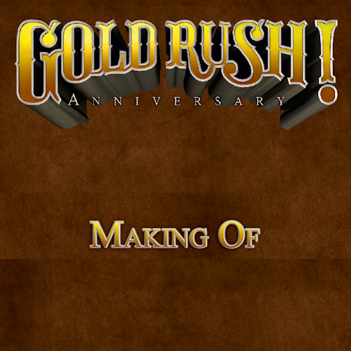 Gold Rush! Anniversary Making Of cover